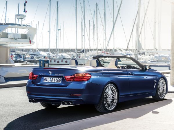 BMW Alpina B4 Bi-Turbo Cabrio