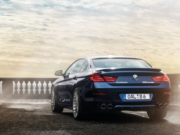 BMW Alpina B6 Bi-Turbo Gran Coupé