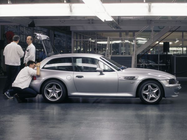 BMW Werk Spartanburg
