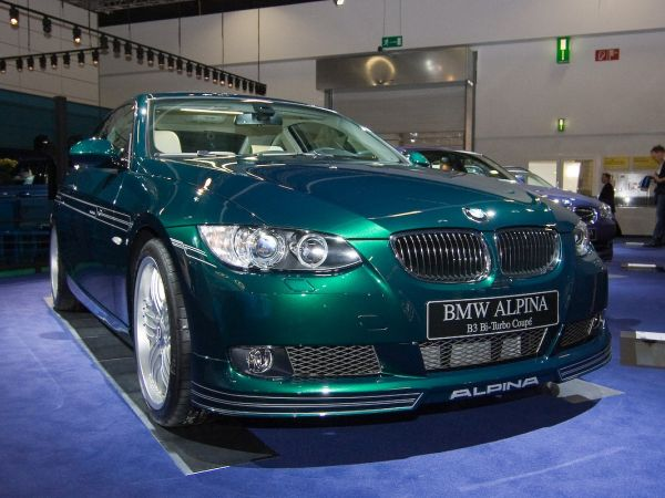 BMW Alpina B3 BiTurbo Coupé