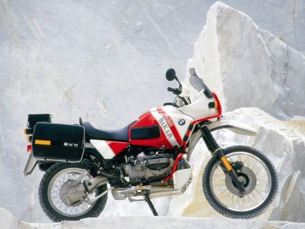 BMW R 100 GS Paris Dakar