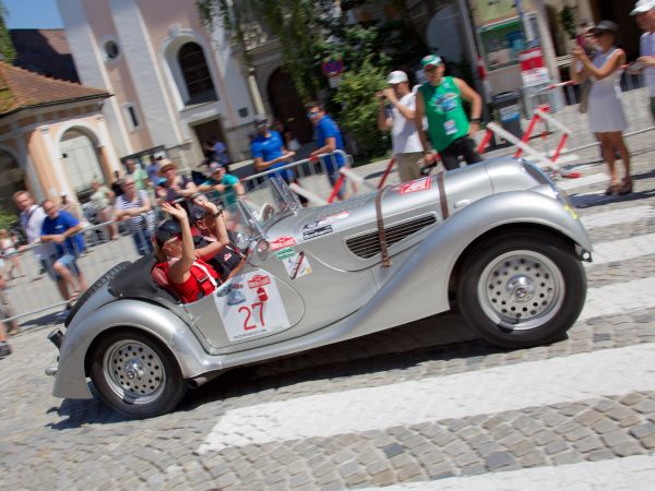 BMW 328 Roadster (1938)