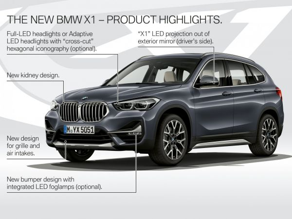 BMW X1 - Highlights