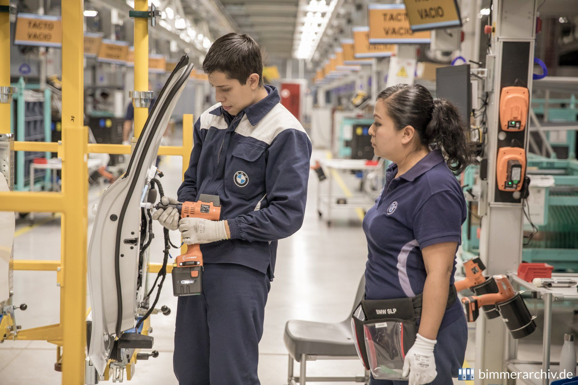 BMW Group Plant San Luis Potosí, Mexico