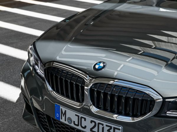 BMW 3 Series Touring - Modell M Sport