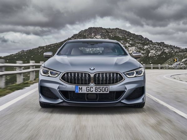 BMW M850i xDrive Gran Coupe