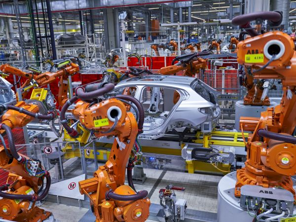 BMW Group Plant Leipzig - BMW 1 Series Production
