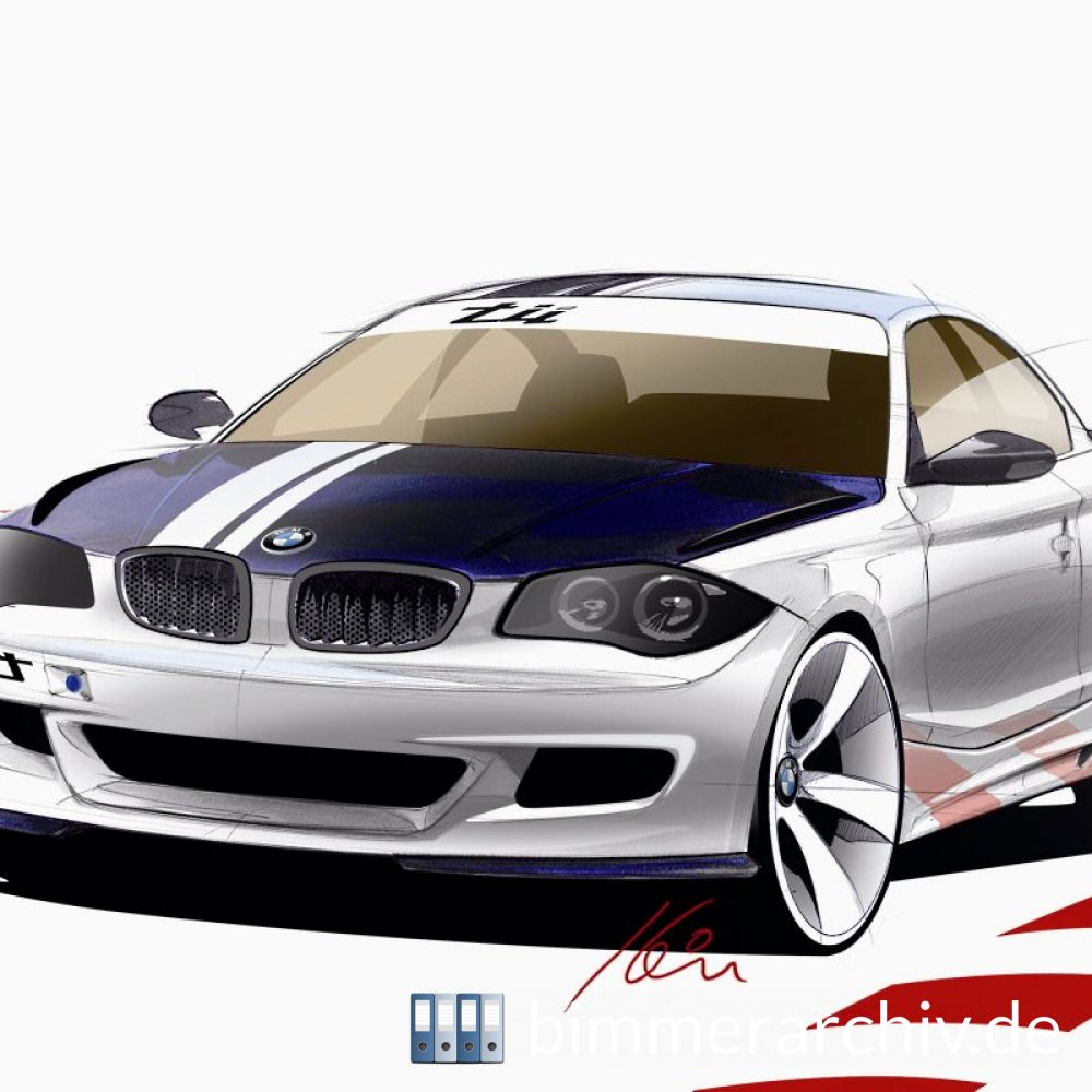 Model Archive for BMW models · BMW Concept 1 Series tii - Design ...