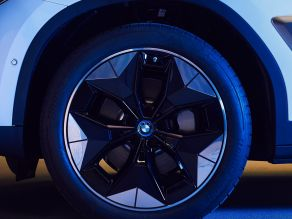 Aerodynamik Wheel (Prototype) for the BMW iX3