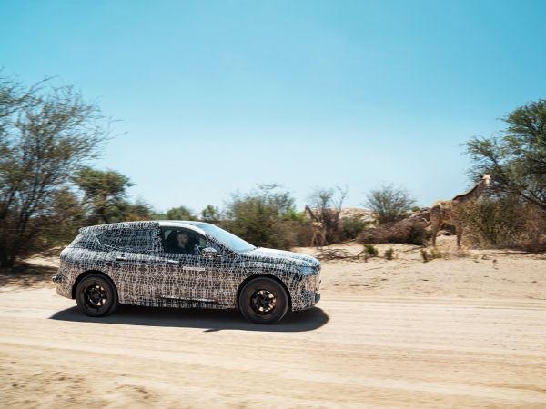 BMW iNEXT in South Africa