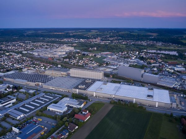 E-Drive Production in Dingolfing
