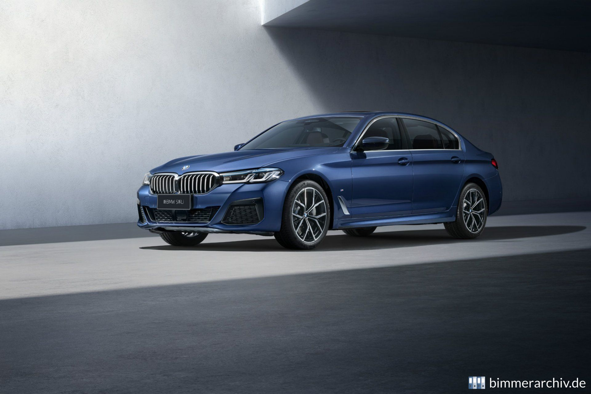 BMW 5 Series Sedan, Long Wheel Base