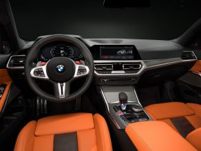 BMW M3 Competition Sedan