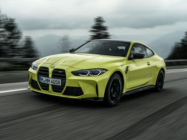 BMW M4 Competition Coupe