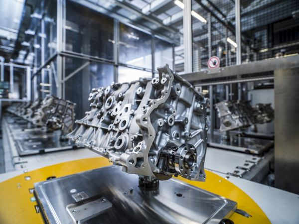 BMW Group Plant Steyr