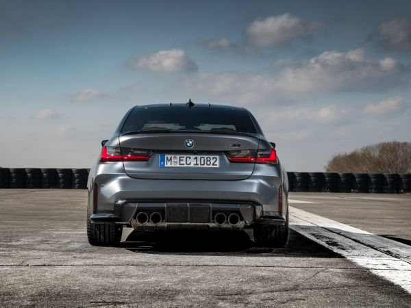 BMW M3 Competition Sedan with M xDrive