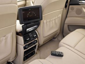 BMW X5 - Interieur - Sports Activity Vehicle