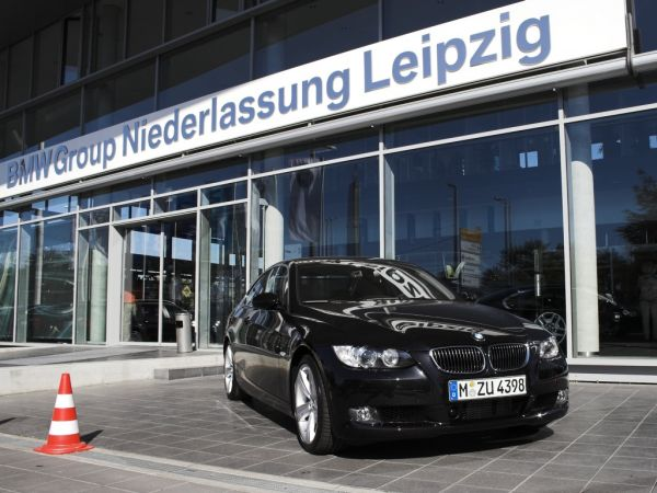 15 years BMW Dealer in Leipzig