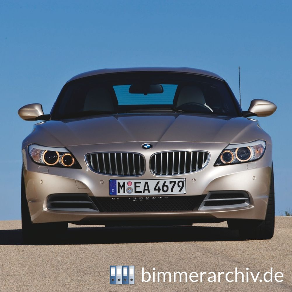 Model Archive For Bmw Models 183 Der Neue Bmw Z4 Sdrive35i 183 Bmwarchive Org