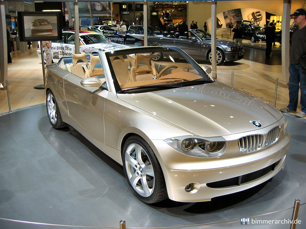 Model Archive for BMW models · BMW Concept Studie - CS1 · bmwarchive.org