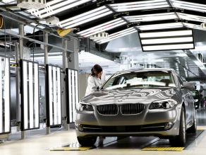 BMW 5er Limousine - Produktion in Dingolfing