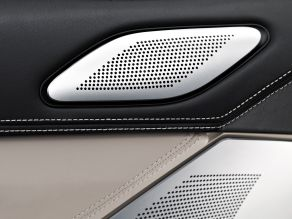 BMW 650i Coupé - Bang & Olufsen High End Surround Sound System