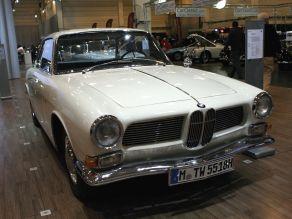 BMW Baureihenarchiv · BMW 3200 CS · Development Code · bmwarchive.org
