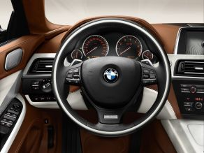 BMW 640i Gran Coupe - Interieur