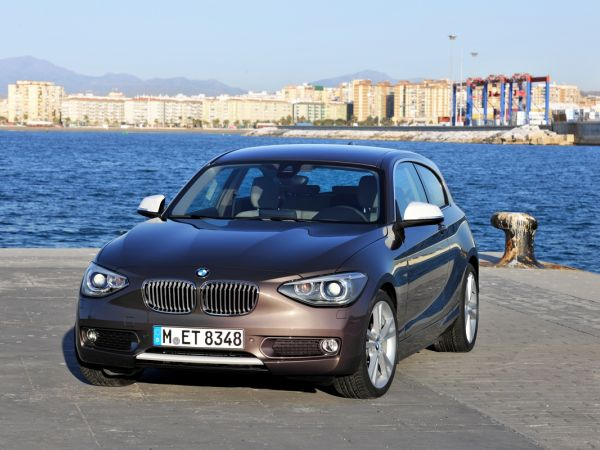 BMW 1 Series 3-door (F21)