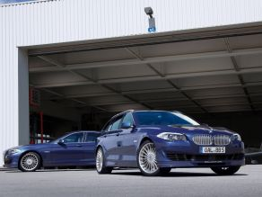 BMW Alpina B5 Bi-Turbo