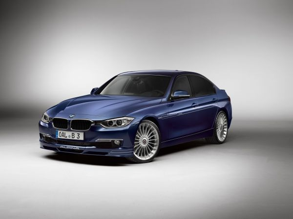 BMW Alpina B3 Bi-Turbo (F30)