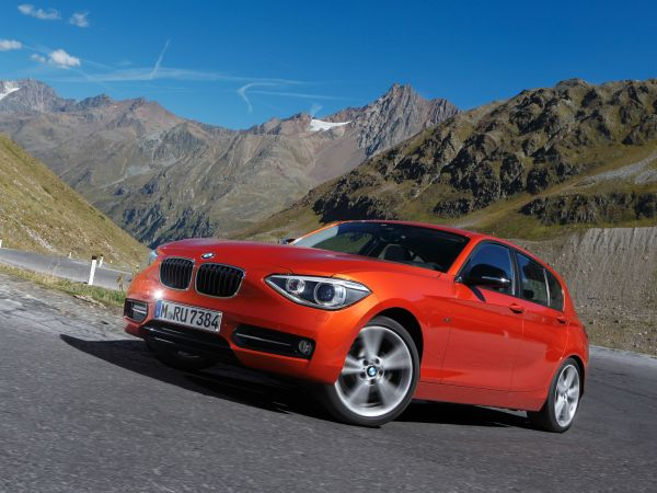 BMW model upgrade measures - summer of 2013