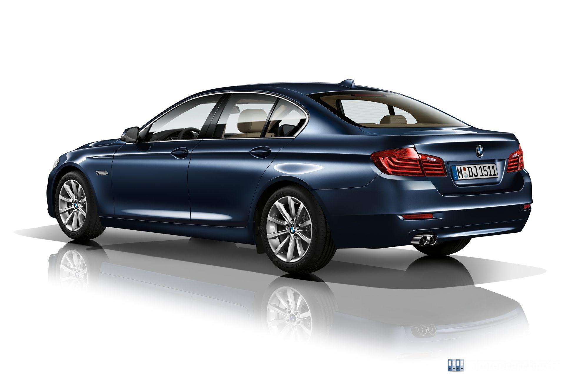 BMW 5 Series Modern Line   Sedan