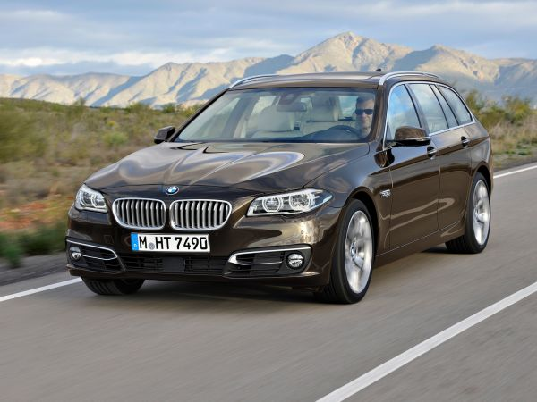 BMW 5 Series Touring (LCI)