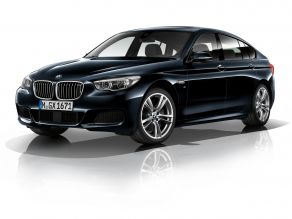 BMW 550i Gran Turismo - M Sports Package