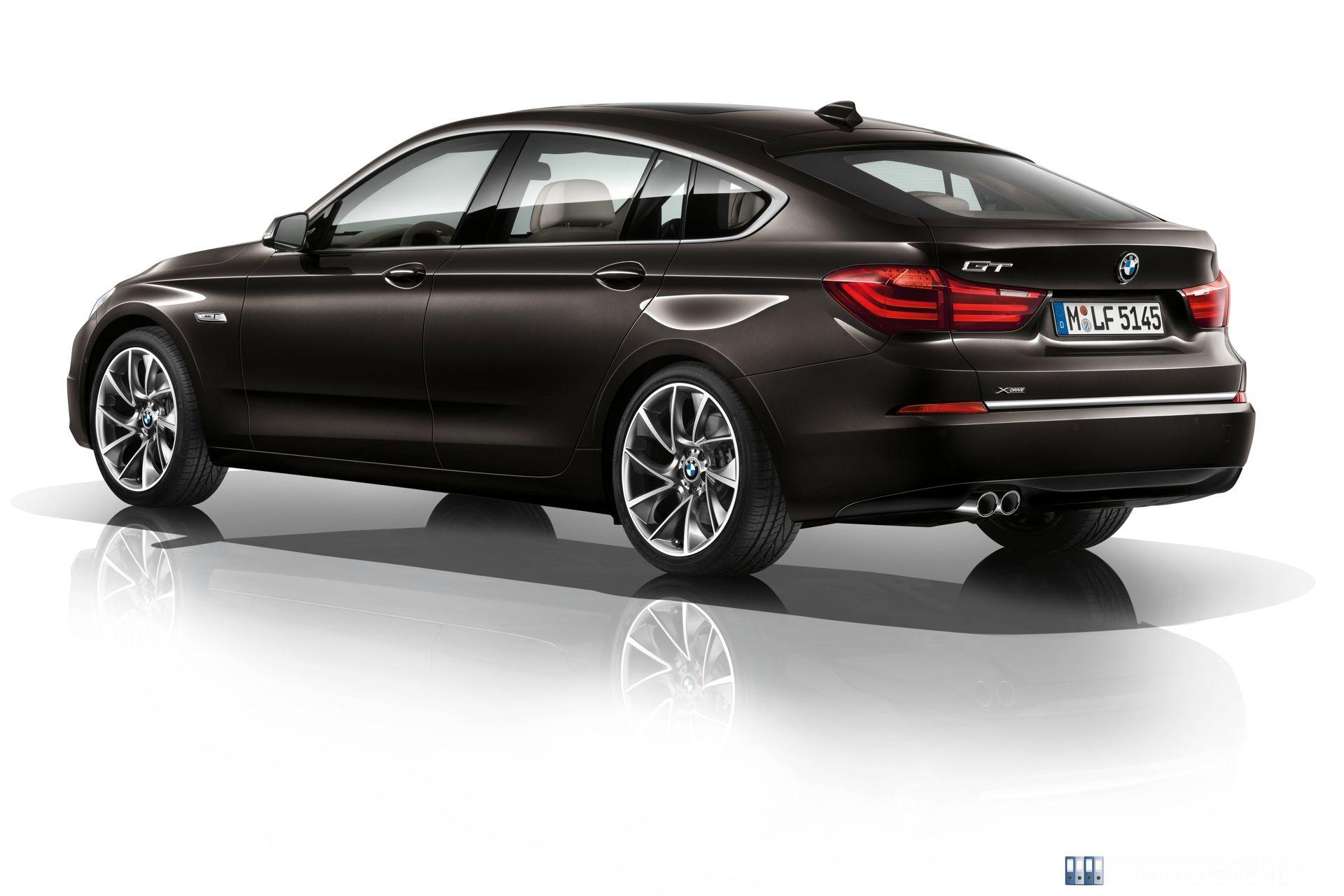 BMW 5 Series Gran Turismo   Modern Line
