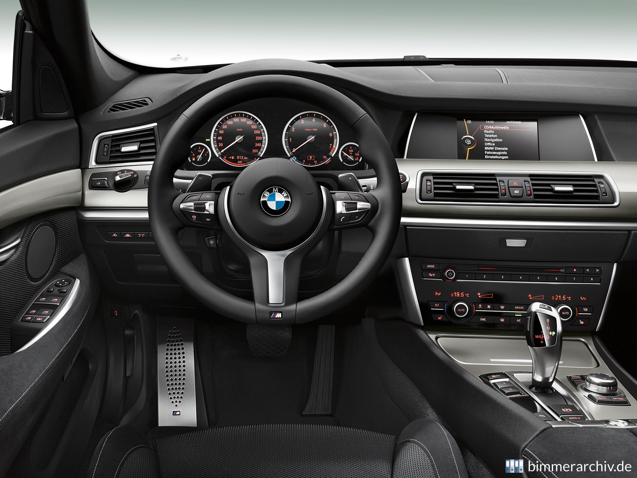 Model Archive For Bmw Models Bmw 5 Series Gran Turismo M Sports