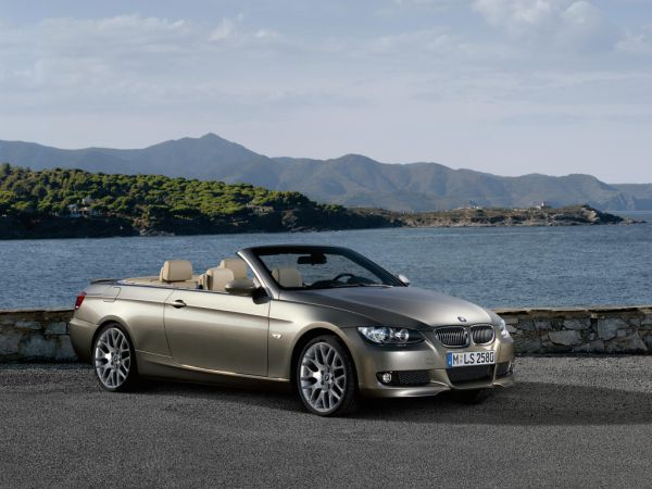 Original BMW Parts for the BMW 3 Series Convertible