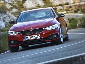 BMW 435i Coupe - Sport Line