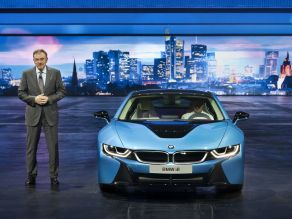 BMW Press Conference