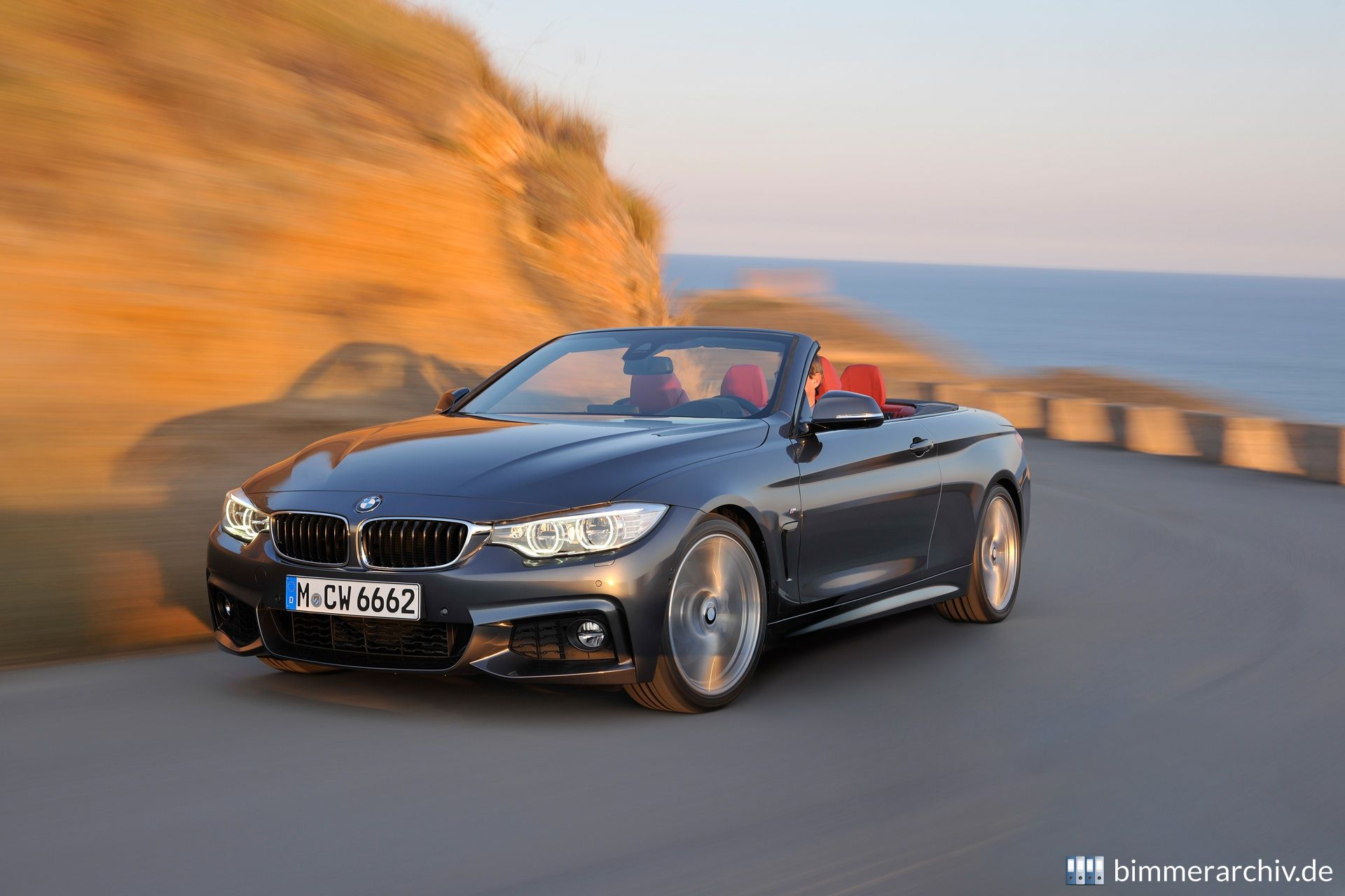 BMW 435i Convertible - M Sports Package