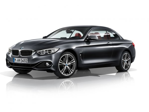 BMW 435i Convertible - Sport Line