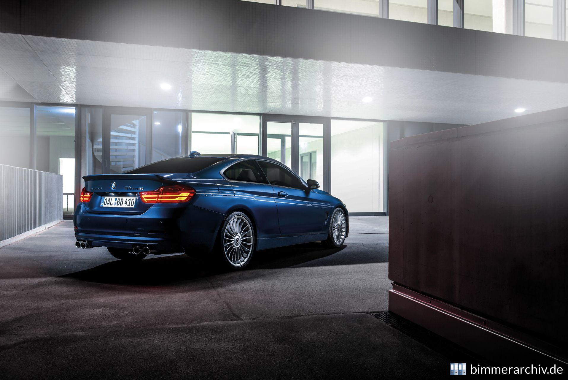 Model Archive for BMW models · BMW Alpina B4 Bi-Turbo · bmwarchive.org