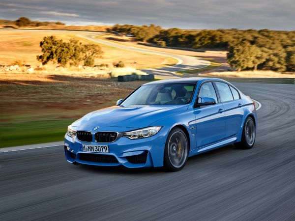 BMW M3 Sedan and BMW M4 Coupe