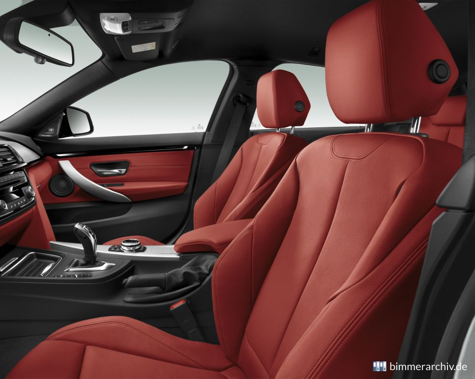 Bmw Red Interior Red Dakota Leather Bmw 4