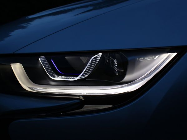 BMW Laser-Light