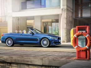 BMW Alpina B4 Bi-Turbo Convertible