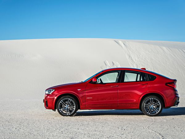 BMW X4 xDrive35i - M Sports Package