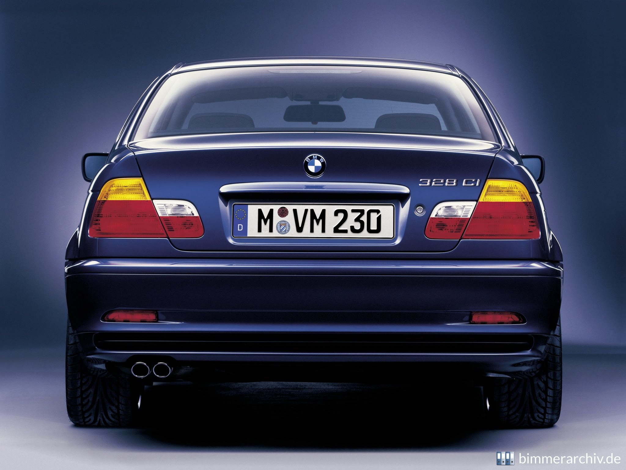 BMW 328Ci Coupe