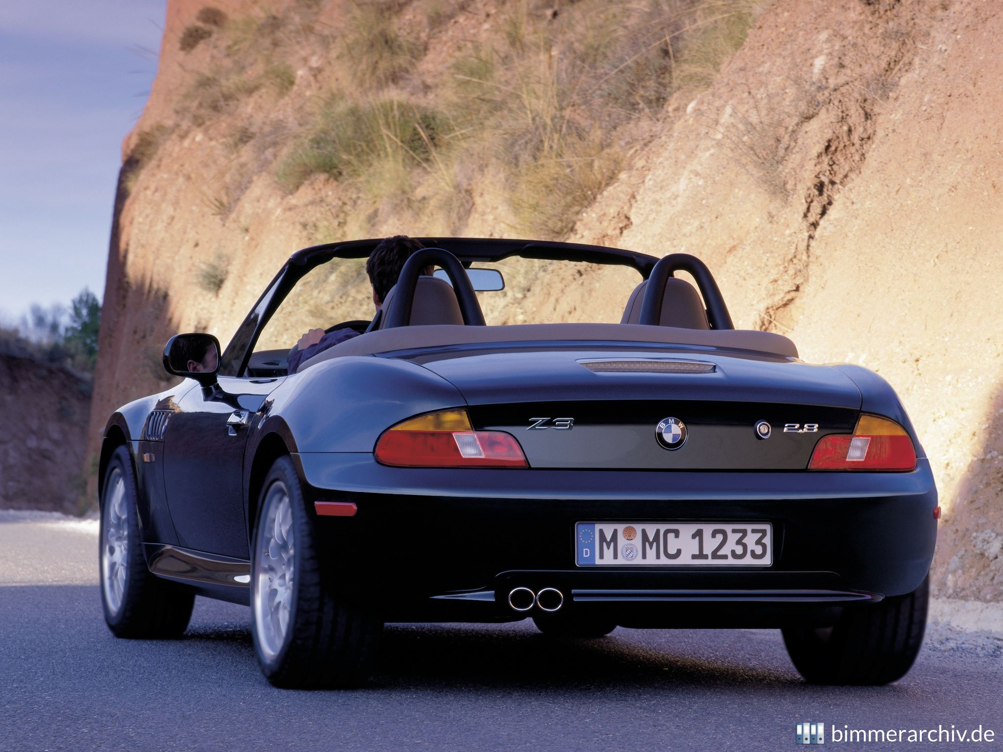 Model Archive For Bmw Models Bmw Z3 Roadster 2 8 Bmwarchive Org